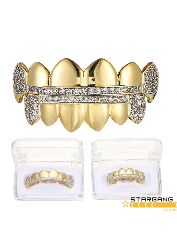 Semi Ice Grillz