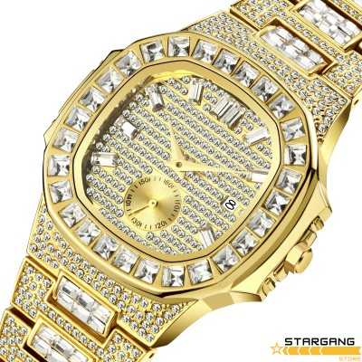 Bling Diamond Watch