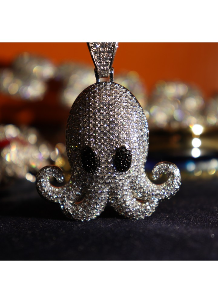 Iced Out Octopus