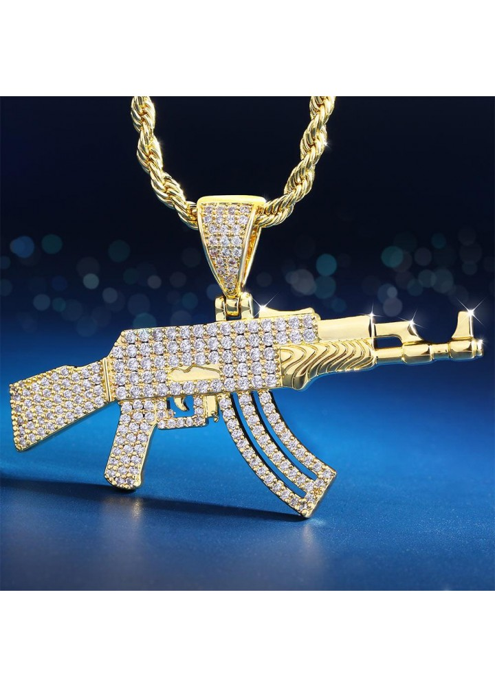 Iced Out Ak-47