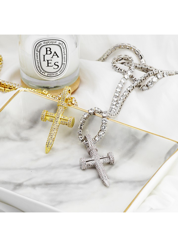 Iced Out Cross 2