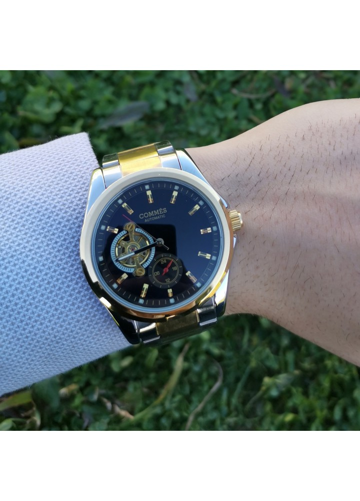 commes automatic (gold-sılver)