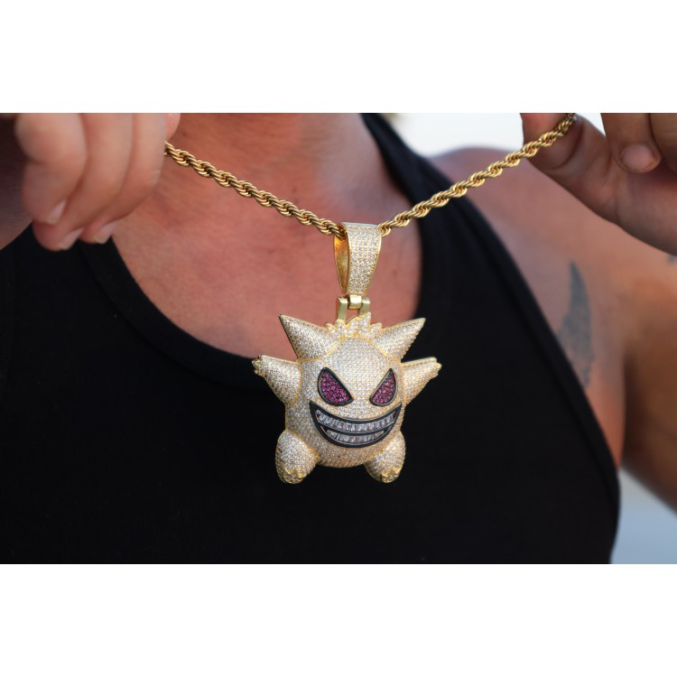 Iced Out Gengar (Big Size)